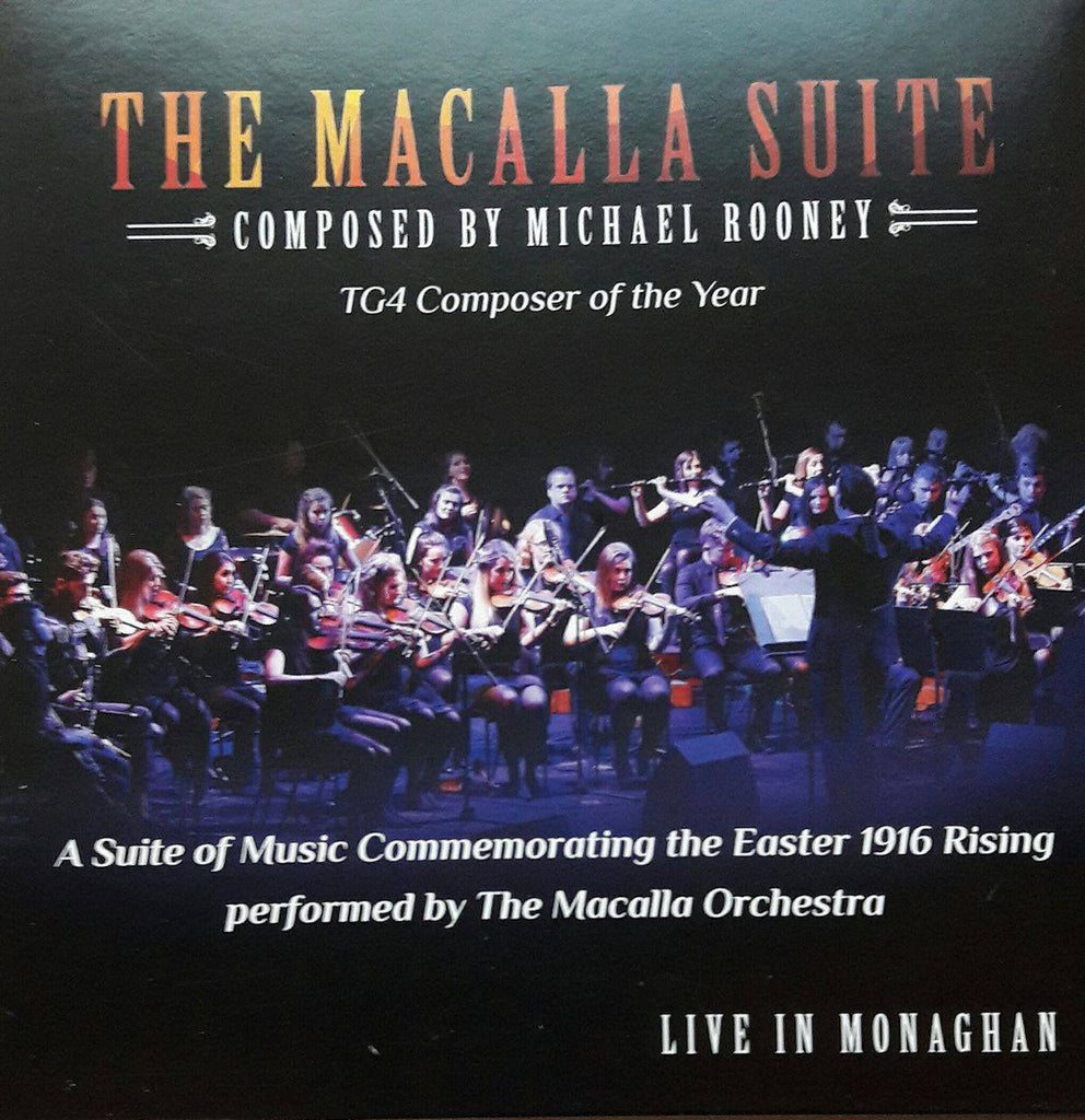 Michael Rooney<h3>The Macalla Suite - Live in Monaghan