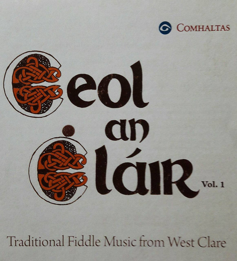 Ceol an Chlair - Bobby Casey <h3>Traditional Fiddle Music From West Clare