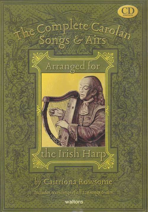 The Complete Carolan Songs and Airs