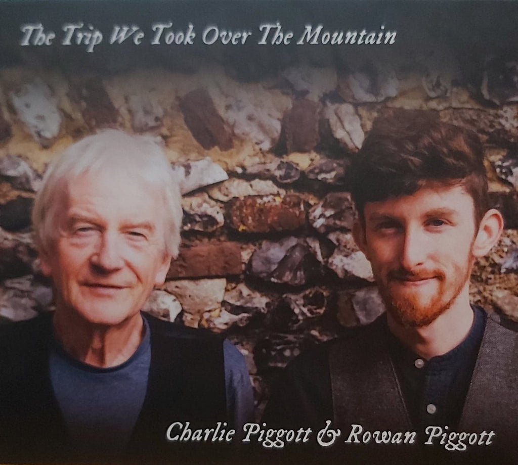 Charlie and Rowan Piggott <h4> The Trip We Took Over The Mountain