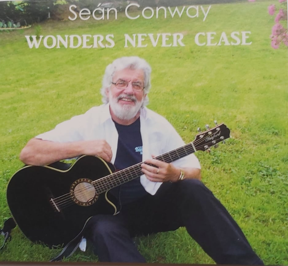 Sean Conway <h4> Wonders Never Cease
