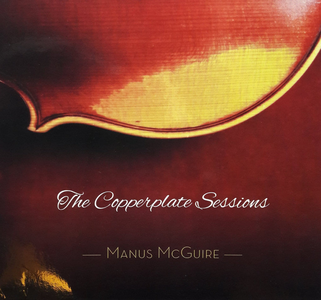 Manus Mc Guire <h3>The Copperlate Sessions