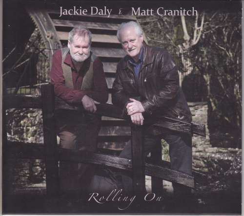 Jackie Daly and Matt Cranitch<h3>Rolling On