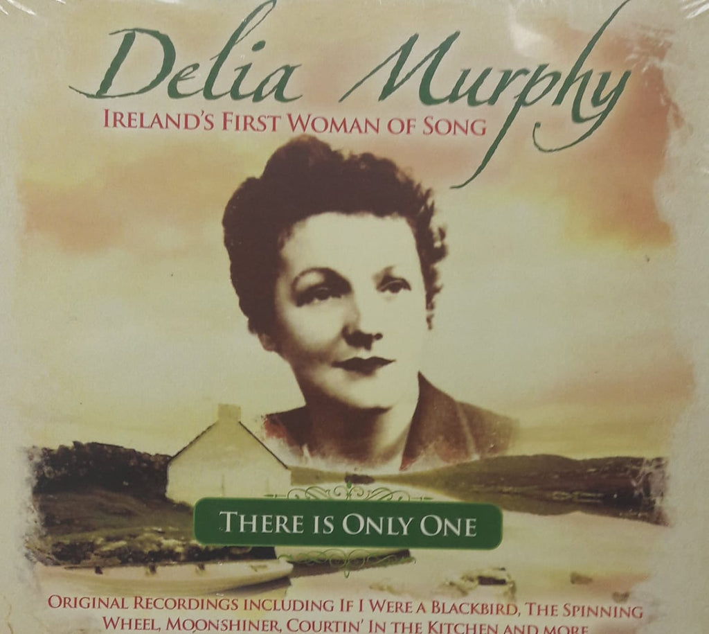 Delia Murphy <h3>If I Were A Blackbird