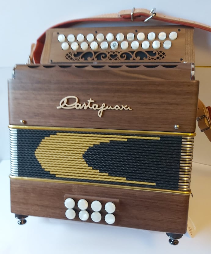 Castagnari Dinn 2 B/C Accordion