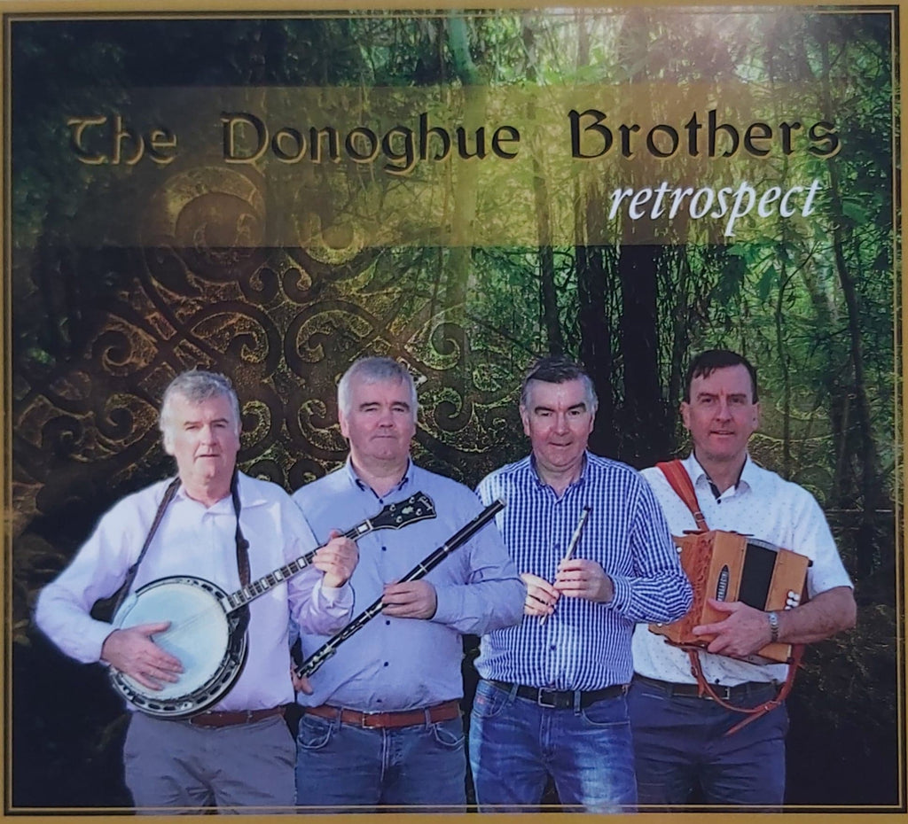 The Donoghue Brothers <h4> Retrospect