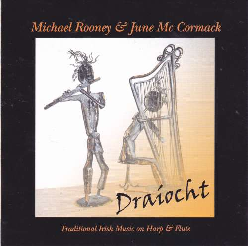 Michael Rooney and June McCormack<h3>Draiocht