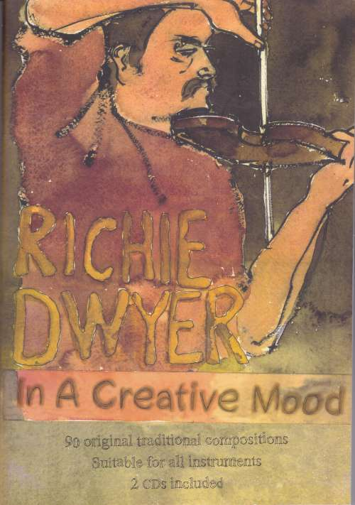 Richie Dwyer - In a Creative Mood