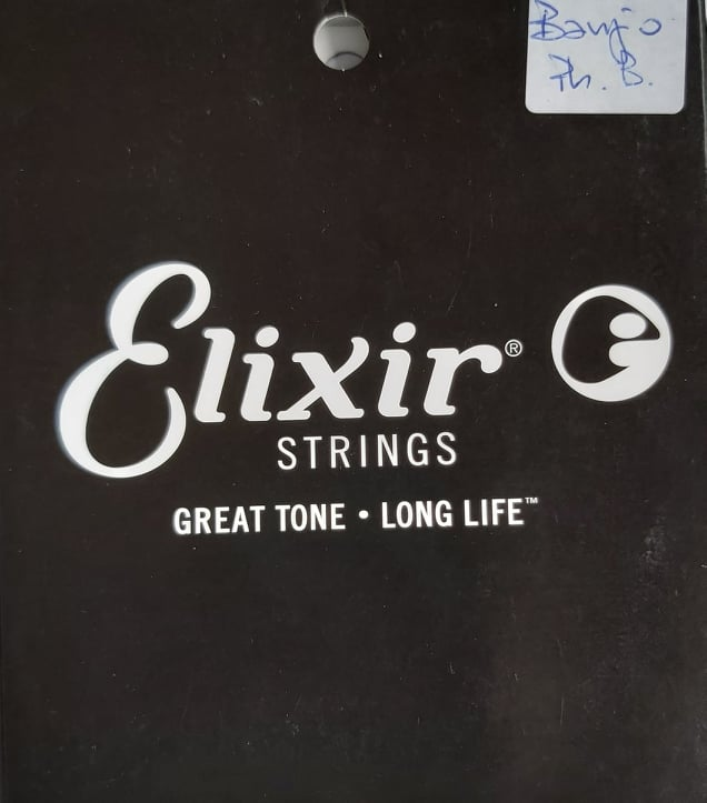 Elixir Banjo Strings