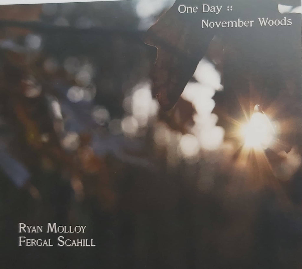 Ryan Molloy and Fergal Scahill <h3> One Day - November Woods