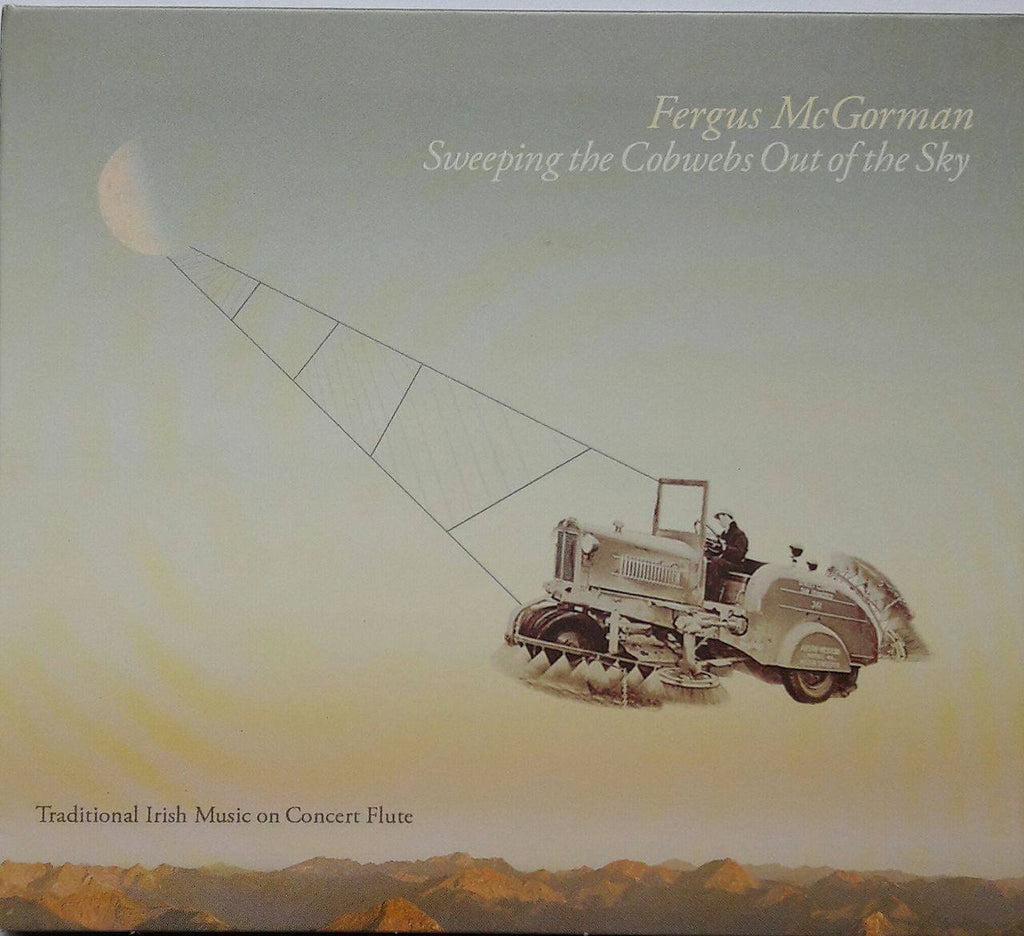 Fergus McGorman <h3> Sweeping The Cobwebs Out Of The Sky