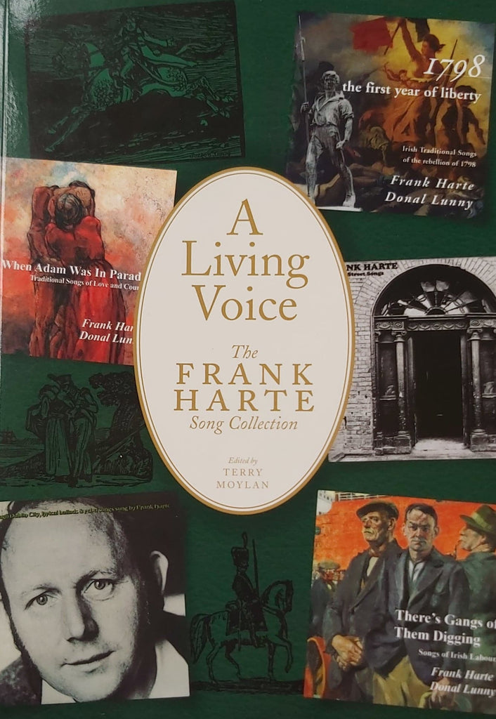 The Frank Harte Song Collection <h4> A Living Voice