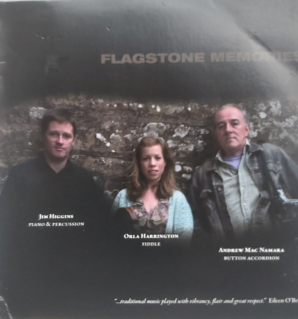 Andrew Mac Namara,Orla Harrington,Jim Higgins - Flagstone Memories