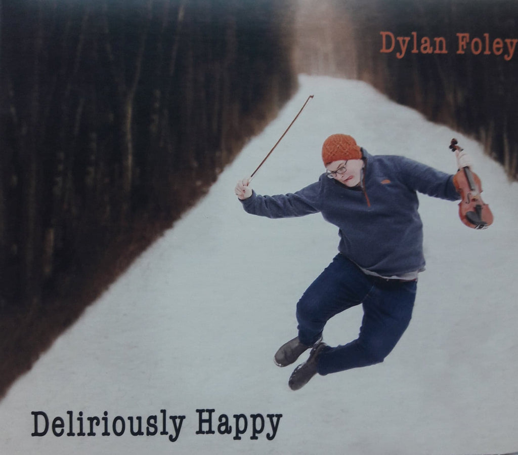 Dylan Foley<h3>Deliriously Happy