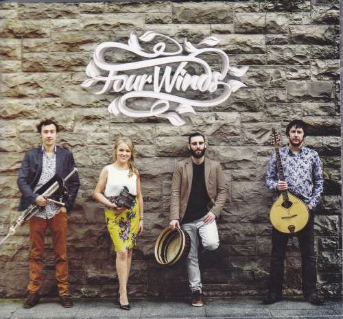 Tom Delaney, Caroline Keane,Robbie Walsh and Daoiri Farrell<h3>Four Winds