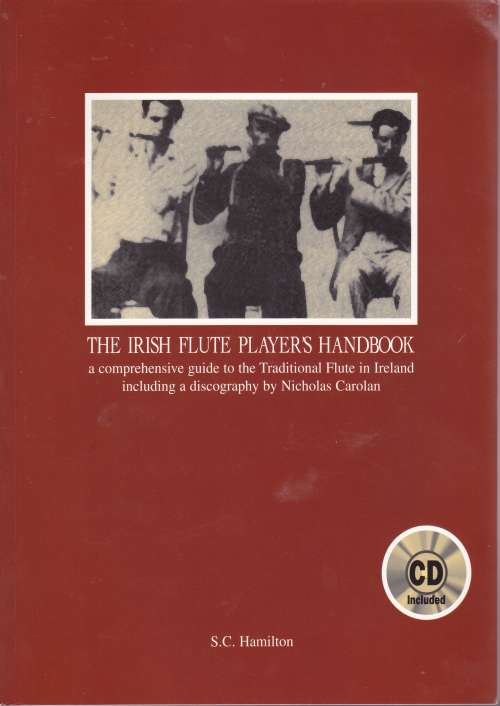 Hammy Hamilton <h3> The Irish Flute Players Handbook