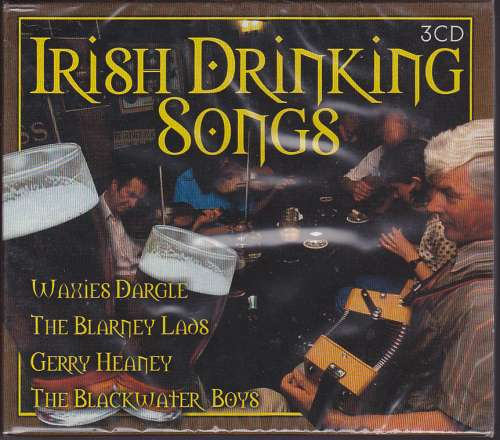 Irish Drinking Songs <h3>Various