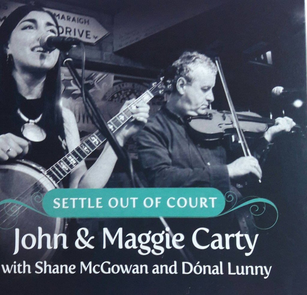 John & Maggie Carty<h3>Settle Out Of Court