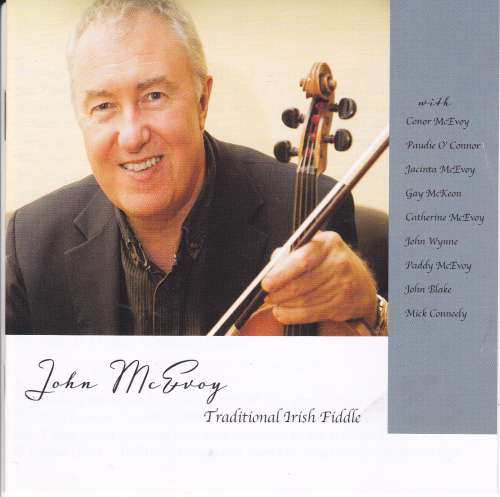 John McEvoy<h3>Traditional Irish Fiddle