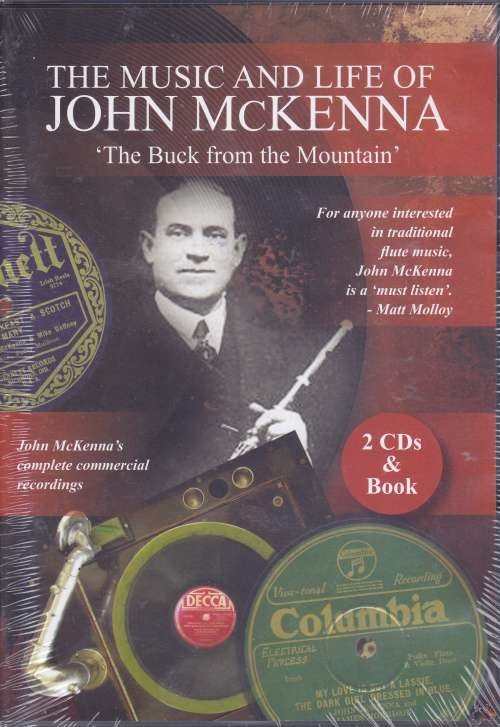 John McKenna<h3>The Buck From The Mountain