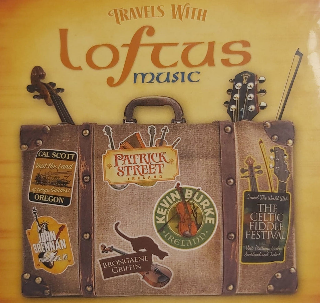 Kevin Burke - <h4> Travels With Loftus Music