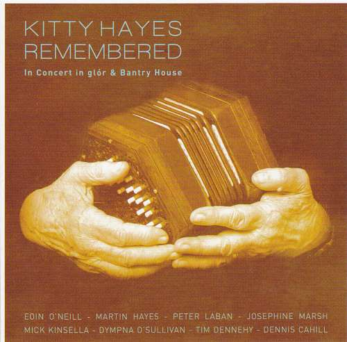 Kitty Hayes<h3>Kitty Hayes Remembered