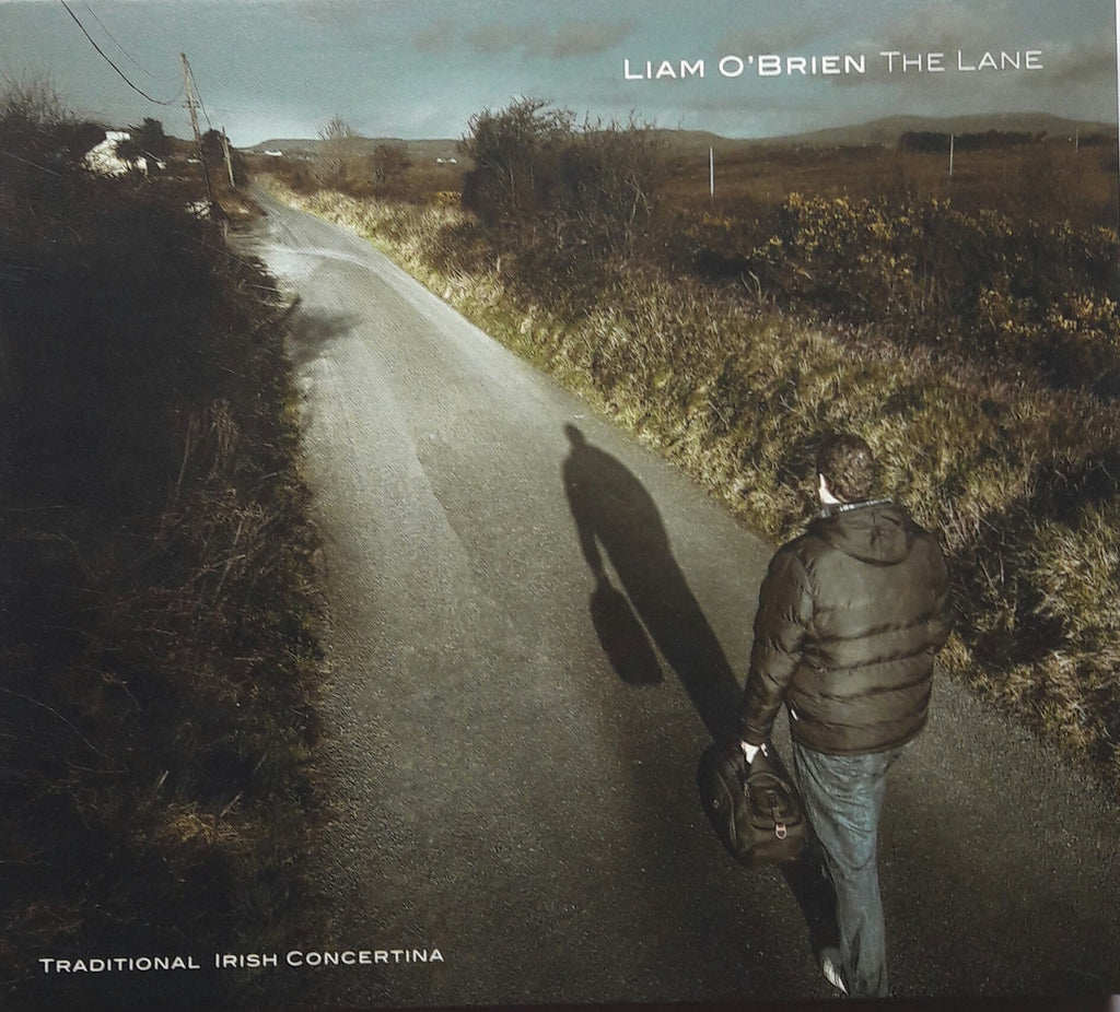Liam O' Brien <h4> The Lane