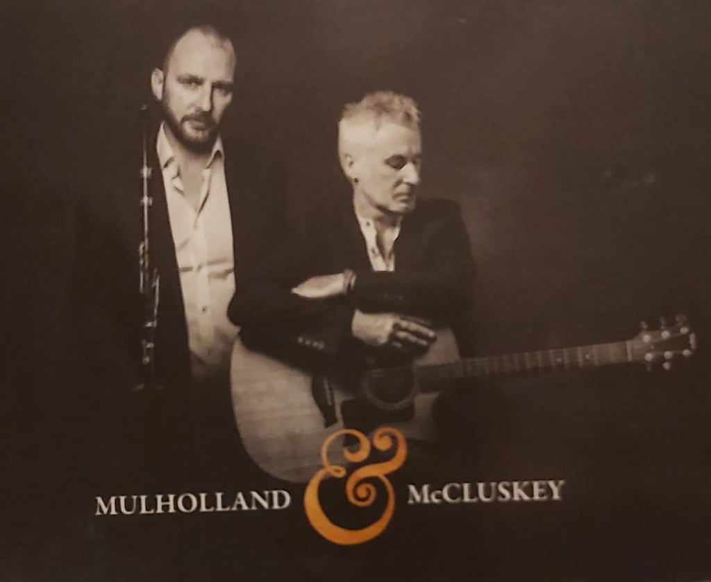 Brendan Mulholland and Micky Mc Cluskey