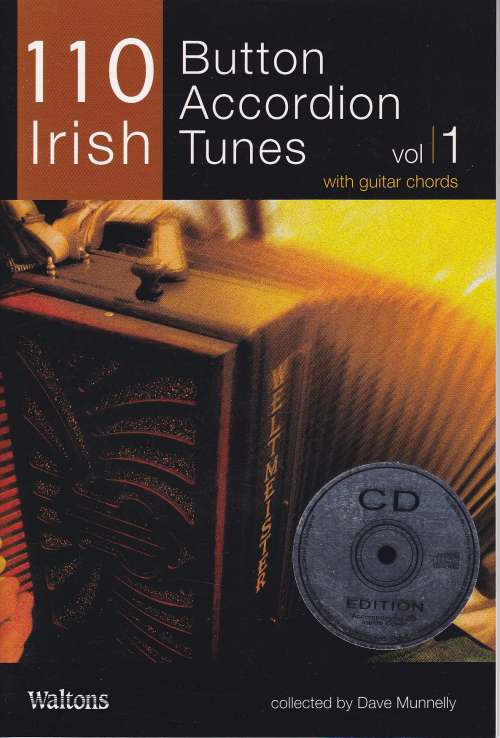 110 Irish Button Accordion Tunes