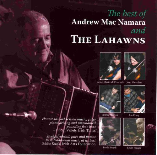 Andrew McNamara and the Lahawns<h3>The Best of Andrew McNamara and the Lahawns