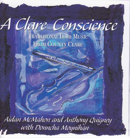Aidan McMahon and Anthony Quigney<h3>Traditional Irish Music From County Clare