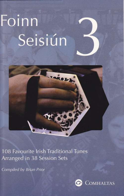 Foinn Seisiun 3 - Book + cd