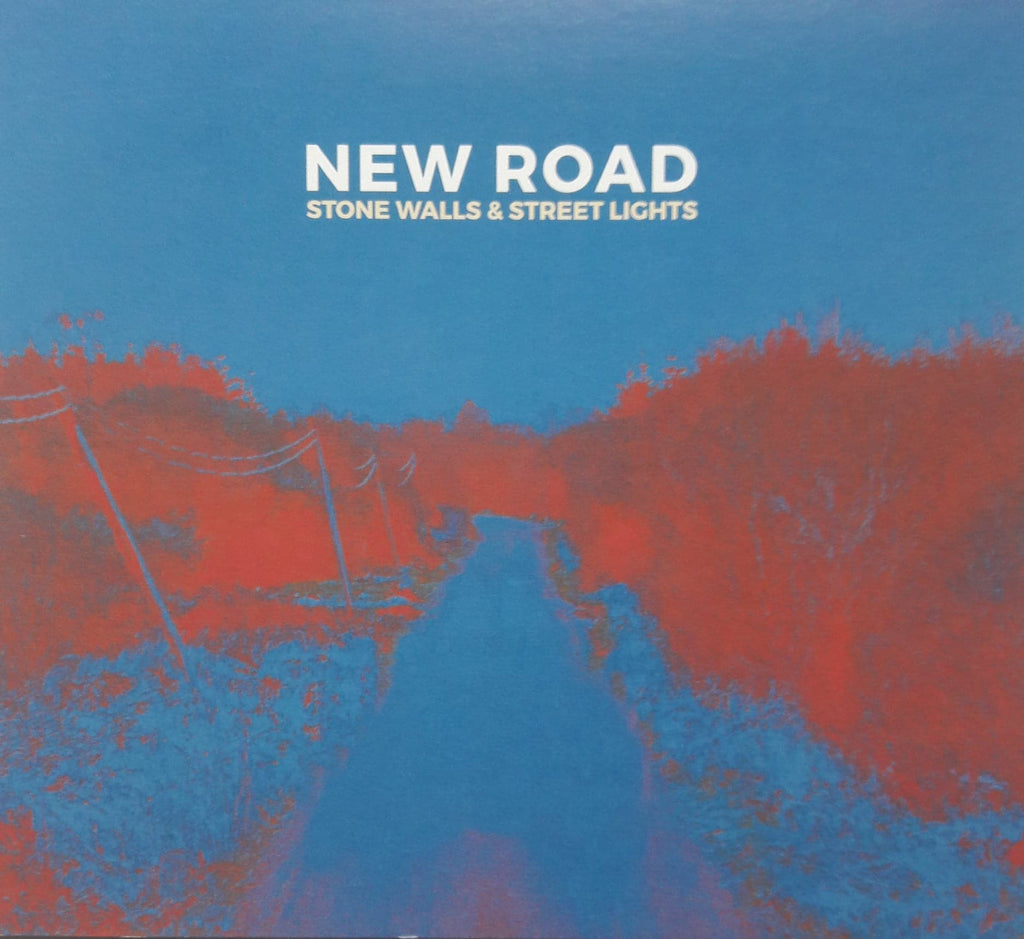 Leonard Barry, Rick Epping, Andy Morrow and Seamie O' Dowd - New Road<h3>Stone Walls & Street Lights