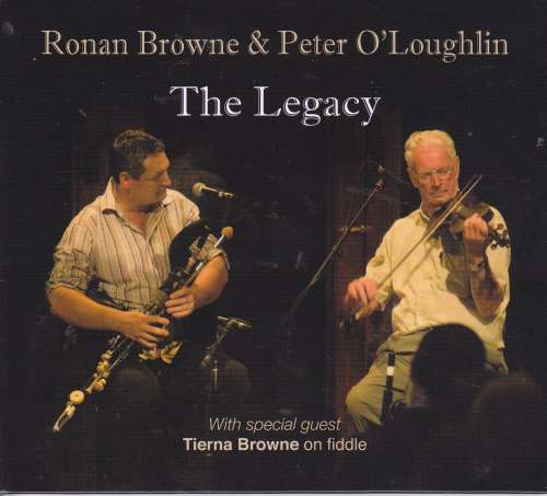 Ronan Browne and Peter O' Loughlin<h3>The Legacy