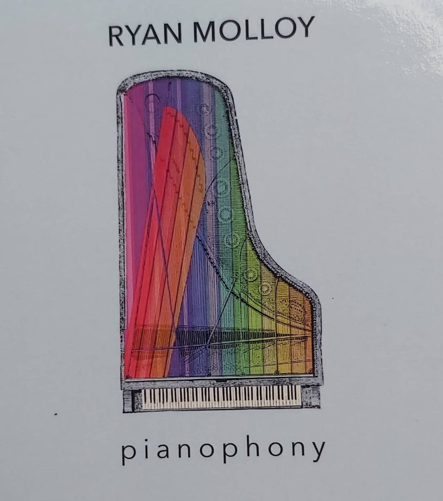 Ryan Molloy with Shauna Mullin<h3> Pianophony