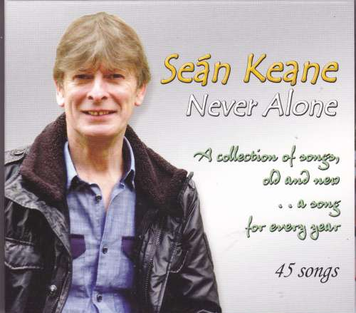 Sean Keane<h3>Never Alone