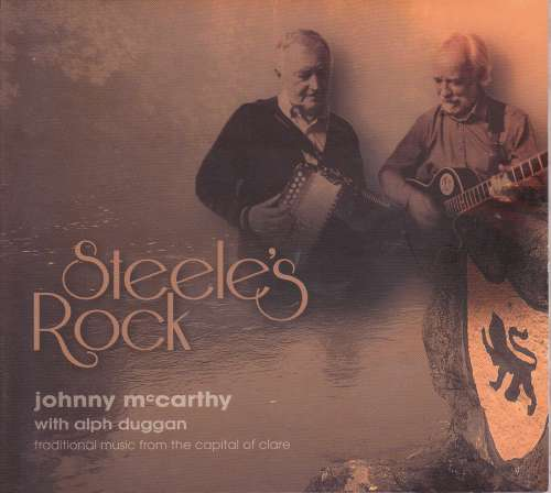 Johnny McCarthy with Alph Duggan<h3>Steele's Rock