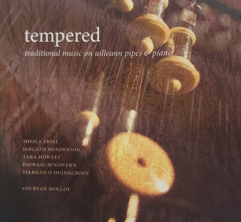 Ryan Molloy and Sheila Friel,Tara Howley, Tiarnán Ó Duinnchinn,Jarlath Henderson,Pádraig Mc Govern <h4> Tempered