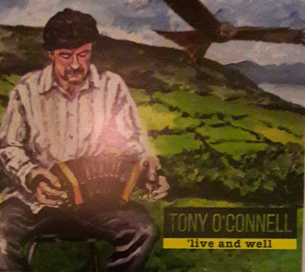 Tony O' Connell <h3> 'live and well