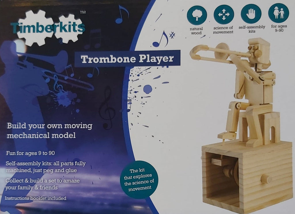 Timberkits Trombone Player