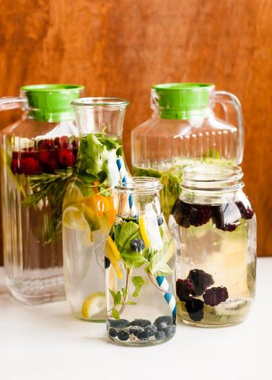 Summer Hydration Tips & Recipes