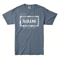 SLULEAD Blue Comfort Colors Shirt