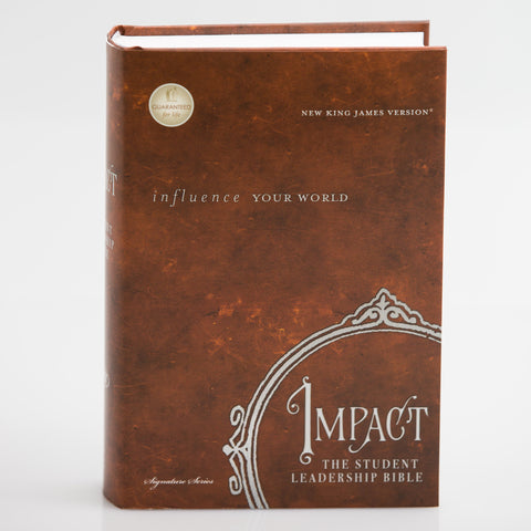 Impact Student Leadership Bible