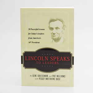 Lincoln Speaks to Leaders