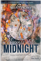 Moments til' Midnight Teen Study Leader Kit