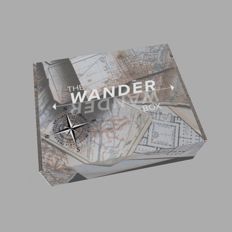 Wander Box - Prepaid - Pay Now for 4 Quarters