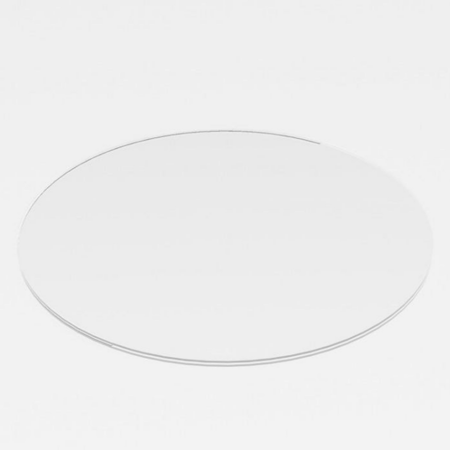 Acrylic Round Placemats