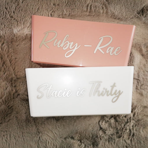 Personalised Storage Boxes | Home Storage | Home Organisation