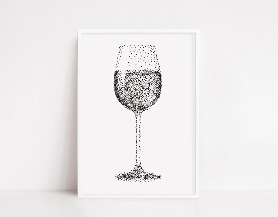 Kitchen Print | Wine Image Print | Home Print | House Print | Home Décor