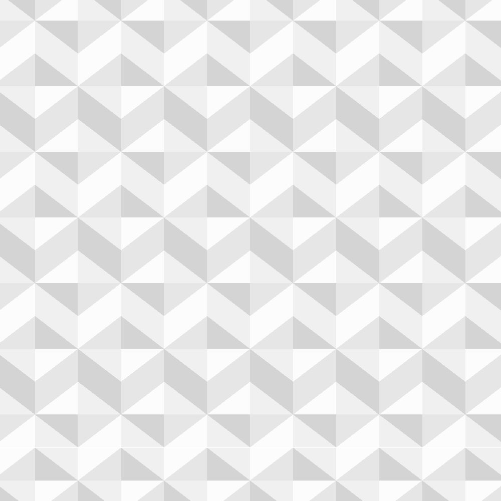 Trippy White Wallpaper